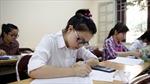 Công bố phương án thi Quốc gia ngay đầu năm học