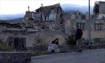 Amatrice tan hoang sau trận động đất 6,2 độ richter