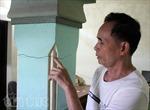 Cao Bằng: Nổ mìn phá đá làm hỏng nhiều nhà dân
