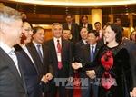 Chủ tịch Quốc hội gặp mặt các Đại sứ của Việt Nam