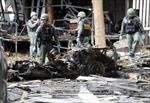 Thái Lan công bố phác họa bốn nghi phạm loạt vụ đánh bom ở miền Nam