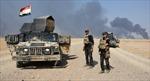 Iraq giành lại thị trấn chủ chốt ở phía Nam Mosul