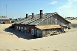 Ngôi làng Nga trong trận chiến sinh tồn với cát