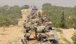 Thổ Nhĩ Kỳ dội hỏa lực lực lượng người Kurd ở Syria