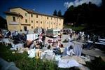 Số người chết trong đột đất Italy lên đến 267