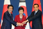 Trung - Nhật - Hàn và cuộc họp được quyết  định vào phút chót