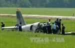 Hoàn tất công tác cứu hộ, cứu nạn máy bay L39
