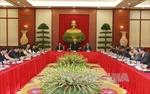 Tổng Bí thư tiếp các Trưởng cơ quan đại diện Việt Nam
