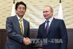 Tổng thống Nga Putin thăm Nhật Bản vào tháng 12
