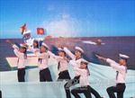 Nhiều hoạt động văn hóa tại không gian đi bộ hồ Hoàn Kiếm