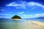 Quần đảo Điệp Sơn- Thiên đường biển xanh cát trắng