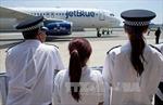 Cuba đón chuyến bay thương mại đầu tiên từ Mỹ sau hơn 50 năm