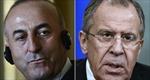 Ngoại trưởng Nga, Thổ điện đàm về tình hình Syria