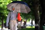 Bắc Bộ ngày nắng nóng, chiều tối có mưa dông