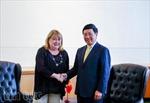 Hoạt động bên lề khóa họp ĐHĐ LHQ của Phó Thủ tướng Phạm Bình Minh