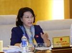 Chủ tịch Quốc hội lên đường thăm Lào