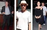 Brad Pitt nhờ bố vợ làm trung gian hòa giải