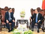 Thủ tướng Nguyễn Xuân Phúc tiếp Phó Tư lệnh Cảnh sát Indonesia