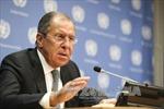 Nga cáo buộc phương Tây không tuân thủ các nghĩa vụ về Syria