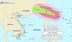 Đông Bắc Biển Đông biển động dữ dội do bão MEGI