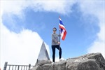 Công chúa Thái Lan trải nghiệm cáp treo Fansipan Sa Pa
