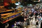 TP HCM chìm trong trận mưa lũ lịch sử