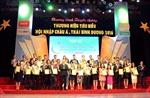 """Jetstar Pacific nhận giải thưởng """"Thương hiệu Tiêu biểu Hội nhập Châu Á – TBD"""""""