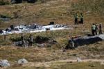 Trực thăng Không quân Thụy Sĩ rơi, 2 phi công thiệt mạng