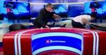 Chính trị gia Gruzia ẩu đả trên sóng trực tiếp
