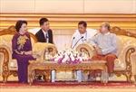 Thúc đẩy quan hệ hợp tác giữa hai Quốc hội Việt Nam - Myanmar