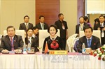 Chủ tịch Quốc hội dự phiên họp Ban Chấp hành AIPA tại Myanmar