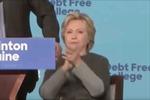 Bà Clinton bị nghi là... robot