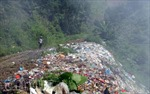 Bức xúc vì bãi rác gây ô nhiễm ở Phủ Thông, Bắc Kạn