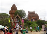 Sôi nổi lễ hội Katê của đồng bào Chăm ở Ninh Thuận