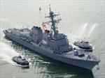 Phiến quân Houthi bác tin tấn công tàu chiến Mỹ