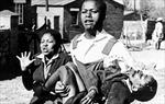 Bức ảnh gây sốc về chế độ Apartheid
