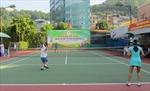 Khai mạc giải quần vợt Công đoàn Viên chức Việt Nam 2016