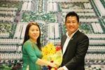 Trình làng 1.700 nhà phố vườn và biệt thự dự án SaiGon Village