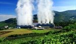 Indonesia đẩy mạnh khai thác điện năng từ núi lửa