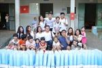 Thí sinh Giọng hát hay Hà Nội 2016 tham gia từ thiện