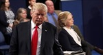Hậu tranh luận Trump-Clinton: Thế trận đã định hình