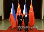 Trung Quốc, Philippines cam kết thúc đẩy hợp tác kinh tế