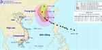 Sau hai lần đổi hướng, bão số 8 suy yếu thành áp thấp nhiệt đới