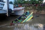 Myanmar điều tra vụ lật phà gây thương vong lớn