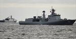 Biên đội 3 tàu Hải quân Trung Quốc thăm Cảng quốc tế Cam Ranh, Khánh Hòa