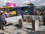 Đơn vị thi công ẩu, người đi đường ngã chết trong hố ga