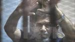 Cựu Tổng thống Morsi bị tuyên án 20 năm tù