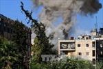 Giao tranh bùng phát tại Aleppo sau khi ngừng bắn hết hiệu lực