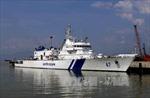 Tàu SAMRAT của Lực lượng Bảo vệ Ấn Độ thăm Đà Nẵng