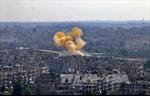 Nga không xem xét lệnh ngừng bắn nhân đạo mới tại Syria